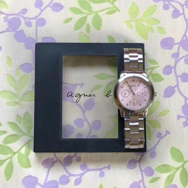 agnes b. - syk  様  😊 アニエス・ベー ㉓  腕時計・稼動品✨の通販 by manma's shop|アニエスベーならラクマ