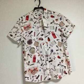 ポールスミス(Paul Smith)の人気商品❗️2019  ポールスミス  半袖シャツ  44L/ 大きいサイズ(シャツ/ブラウス(半袖/袖なし))