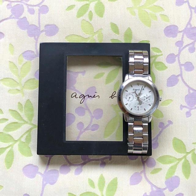 agnes b. - アニエス・ベー ⑲  腕時計・稼動品✨の通販 by manma's shop|アニエスベーならラクマ