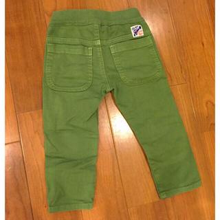 マーキーズ(MARKEY'S)の●もち 様●JIPPONチノパン80cmグリーン / Lagom半袖T 95cm(パンツ)
