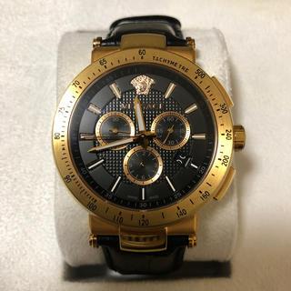 ヴェルサーチ(VERSACE)のヴェルサーチ Versace 腕時計 メンズ(腕時計(アナログ))
