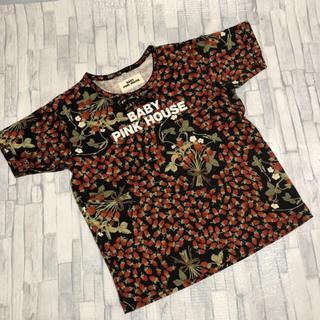 ピンクハウス(PINK HOUSE)の【お値下げ中】 baby ピンクハウス  トップス 120(Tシャツ/カットソー)