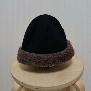 ミナペルホネン(mina perhonen)のマチュアーハ HOODCAP(ニット帽/ビーニー)