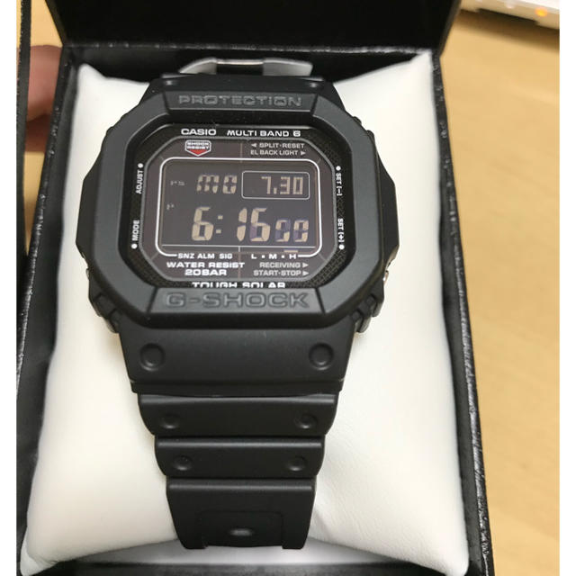 G-SHOCK - G-SHOCK ジーショック 時計 GW-M5610-1BJF メンズの通販 by ピクテ@9/30までセール中!|ジーショックならラクマ