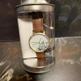 スタディオクリップ(STUDIO CLIP)のstudio CLIP  リトルミイ  腕時計(腕時計)