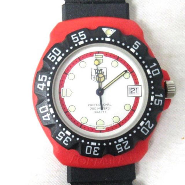 TAG Heuer - タグホイヤー TAG HEUER フォーミュラ FORMULA 腕時計 ボーイズの通販 by アパレル君SHOP|タグホイヤーならラクマ