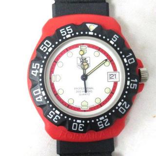 new concept 007aa 1f593 タグホイヤー TAG HEUER フォーミュラ FORMULA 腕時計 ボーイズ