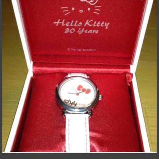 サンリオ(サンリオ)の希少 限定 ハローキティ  腕時計 レディースウォッチ(腕時計)