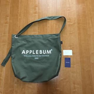 アップルバム(APPLEBUM)の完売品 一度のみ使用 Applebum Craft ring ショルダーバッグ(ショルダーバッグ)