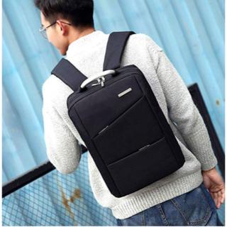 ビジネスリュック 男女兼用 PCバックパック 多機能 大容量 軽量 防水 (ビジネスバッグ)
