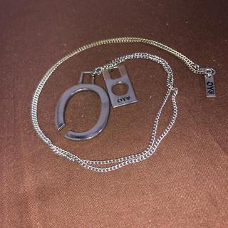 コムデギャルソン(COMME des GARCONS)のOY ネックレス(ネックレス)