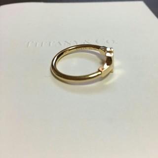 ティファニー(Tiffany & Co.)の最終値下げ☆❁︎ TIFFANY Tワイヤーリング ❁︎ 箱つき(リング(指輪))