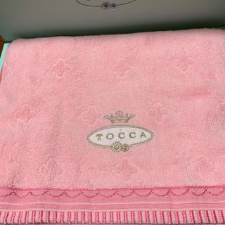トッカ(TOCCA)の【新品】TOCCA バスタオル(タオル/バス用品)