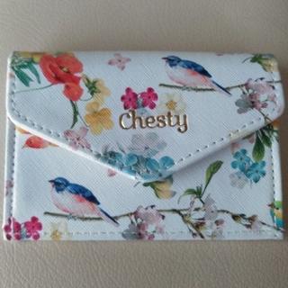チェスティ(Chesty)のお値下げ chesty チェスティ ミニ財布(財布)