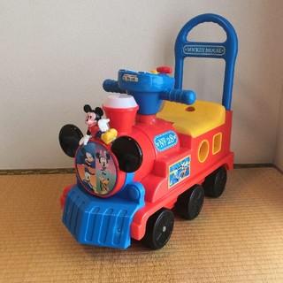 ディズニー(Disney)の中古ディズニーカー(手押し車/カタカタ)