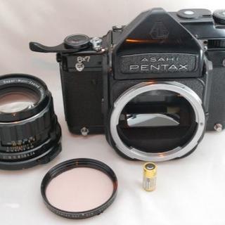 PENTAX - ペンタックス 6x7 TTL + TAKUMAR 6X7 105mm F2.4
