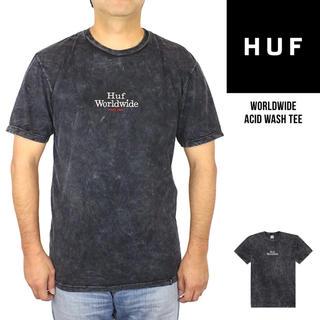 ハフ(HUF)のハフ HUF  Tシャツ Worldwide Acid Wash Tee(Tシャツ/カットソー(半袖/袖なし))