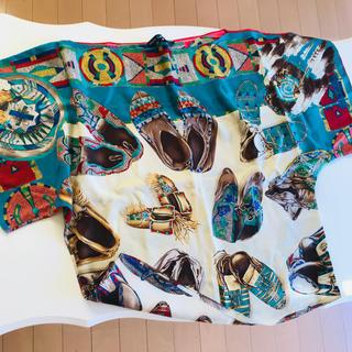 ラルフローレン(Ralph Lauren)のラルフローレン シルク カットソー(カットソー(半袖/袖なし))