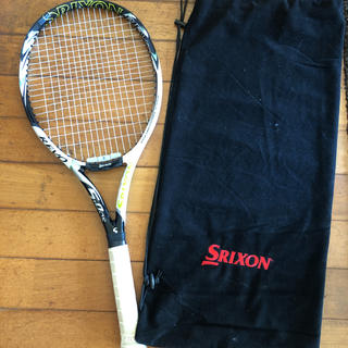 スリクソン(Srixon)のスリクソンレヴォ V5.0OS REVO グリップ3 サイズ105ウエイト270(ラケット)