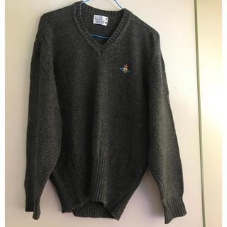 ヴィヴィアンウエストウッド(Vivienne Westwood)のお値下げ☆ヴィヴィアンウエストウッド グレー セーター メンズ(ニット/セーター)