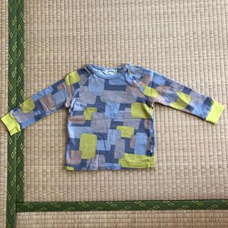 ミナペルホネン(mina perhonen)の送料込 ミナペルホネン キッズ 長袖カットソー(Tシャツ/カットソー)