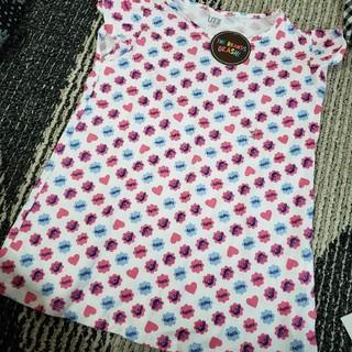 ユニクロ(UNIQLO)のチュニック(Tシャツ/カットソー)