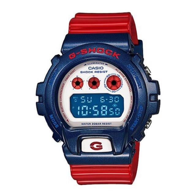 カシオ G-SHOCK メンズ 時計 DW-6900AC-2 の通販 by いちごみるく。's shop|ラクマ
