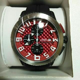 テンデンス(Tendence)の新品TENDENCE腕時計   レッド (腕時計(アナログ))