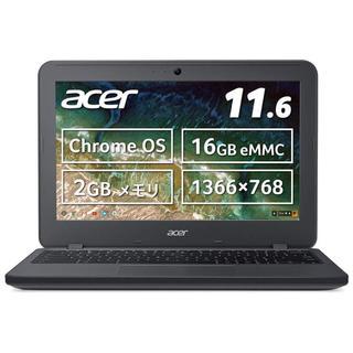 エイサー(Acer)のAcer ノートパソコン Chromebook 11 N7 C731-F12M(ノートPC)