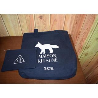 メゾンキツネ(MAISON KITSUNE')のメゾンキツネ トートバッグ ポーチ(トートバッグ)