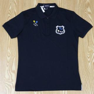 パーリーゲイツ(PEARLY GATES)の新作パーリーゲイツ メンズ 半袖シャツ ネイビー サイズ5(シャツ)