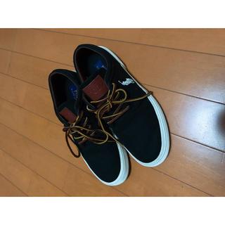 ポロラルフローレン(POLO RALPH LAUREN)の靴 スニーカー ローカット ロゴ ポロ ラルフローレン(スニーカー)