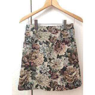 ローリーズファーム(LOWRYS FARM)のローリーズファーム ゴブラン スカート(ミニスカート)
