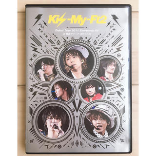 キスマイフットツー(Kis-My-Ft2)のKis-My-Ft2 Debut Tour 2011 (ミュージック)