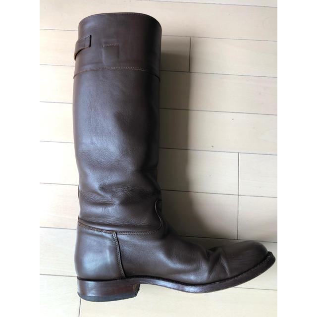 Palanco(パランコ)のPalanco ロングブーツ ブラウン レディースの靴/シューズ(ブーツ)の商品写真