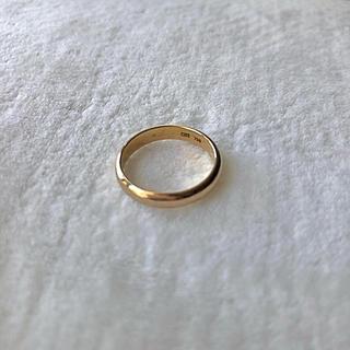 甲丸リング 12号くらい(リング(指輪))