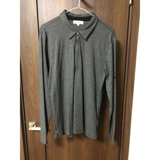 カルバンクライン(Calvin Klein)のCK カルバンクライン ロンT  長袖ポロシャツ(ポロシャツ)