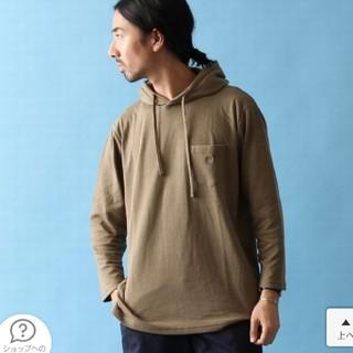 コーエン(coen)のコーエン メンズトップス オリーブ S(Tシャツ/カットソー(七分/長袖))