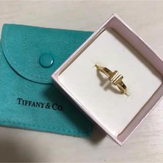 ティファニー(Tiffany & Co.)の今日だけ値下げティファニー Tリング(リング(指輪))