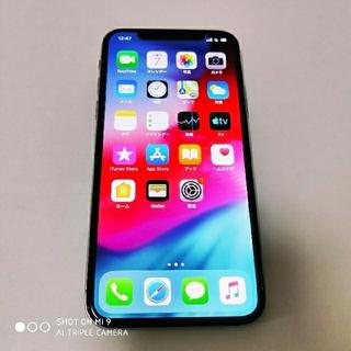アイフォーン(iPhone)のiPhone X トモキさん(スマートフォン本体)