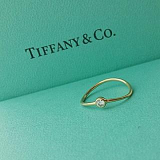 ティファニー(Tiffany & Co.)のティファニー リング TIFFANY(リング(指輪))