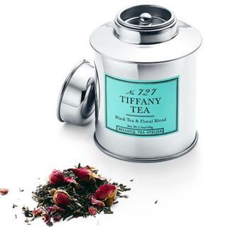 ティファニー(Tiffany & Co.)の新品   日本未入荷 ・ティファニー・紅茶・250gビック缶(茶)