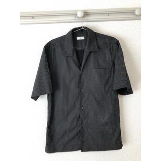 ドリスヴァンノッテン(DRIES VAN NOTEN)のドリス ヴァン ノッテン(Dries Van Noten) オープンカラーシャツ(シャツ)