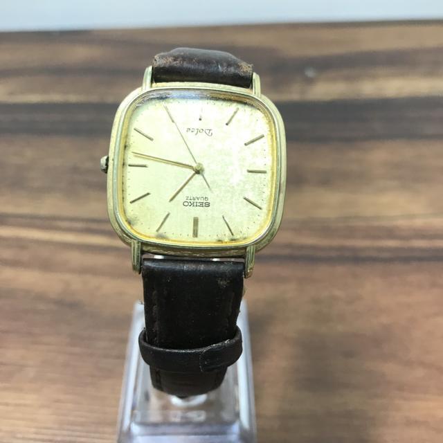 SEIKO - R32222 セイコー 腕時計ドルチェ クォーツ 6030-5420 動作品の通販 by フリー031206's shop|セイコーならラクマ