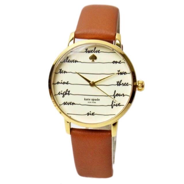 kate spade new york - 新品●ケイトスペード  時計 kate spade NEW YORK  腕時計の通販 by shop|ケイトスペードニューヨークならラクマ