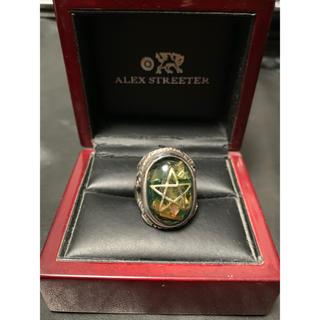 ALEX STREETER クラック エンジェルハート リング hyde(リング(指輪))