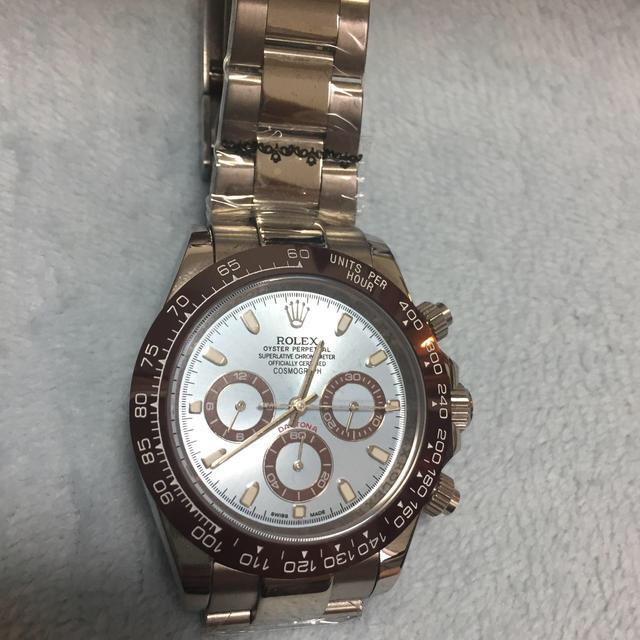 ROLEX - ロレックスデイト腕時計の通販 by カノン's shop|ロレックスならラクマ