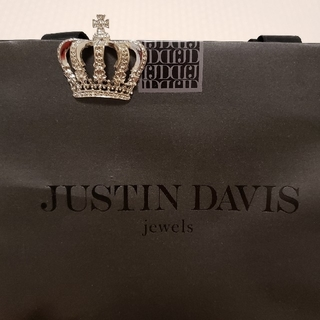 ジャスティンデイビス(Justin Davis)のJustin Davis ジャスティンデイビス マネークリップ ノベルティ(その他)