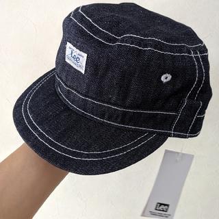 リー(Lee)の【未使用】Lee キッズワークキャップ50cm(帽子)