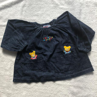 ミキハウス(mikihouse)のミキハウス スモーク サイズ M(Tシャツ/カットソー(半袖/袖なし))